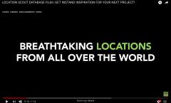 Breathtaking locations worldwide