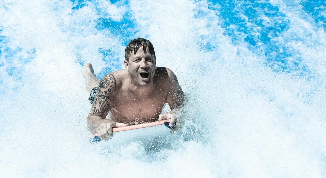 Surfer fun