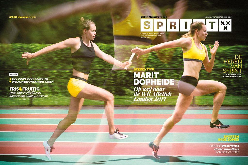 Fotograaf TEAM MAPITO, Sports, Atletiek, Marit Dopheide