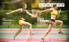 Sports Atletiek Marit Dopheide TEAM MAPITO