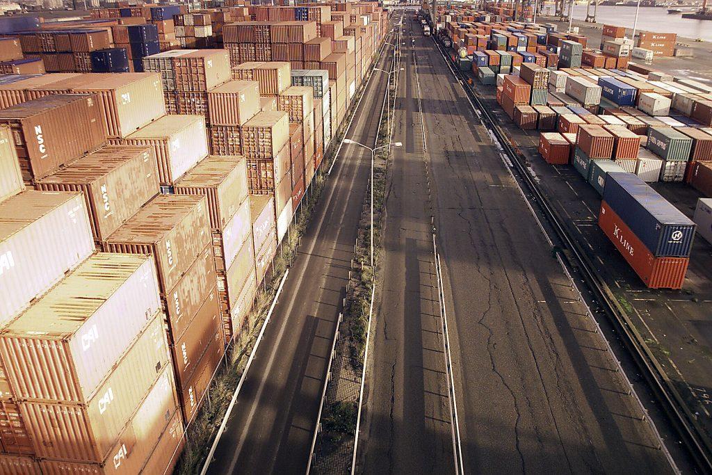 Container Port / Harbour location