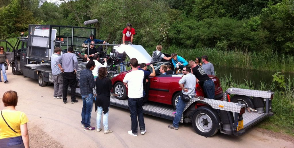 Location Manager Production Management Film