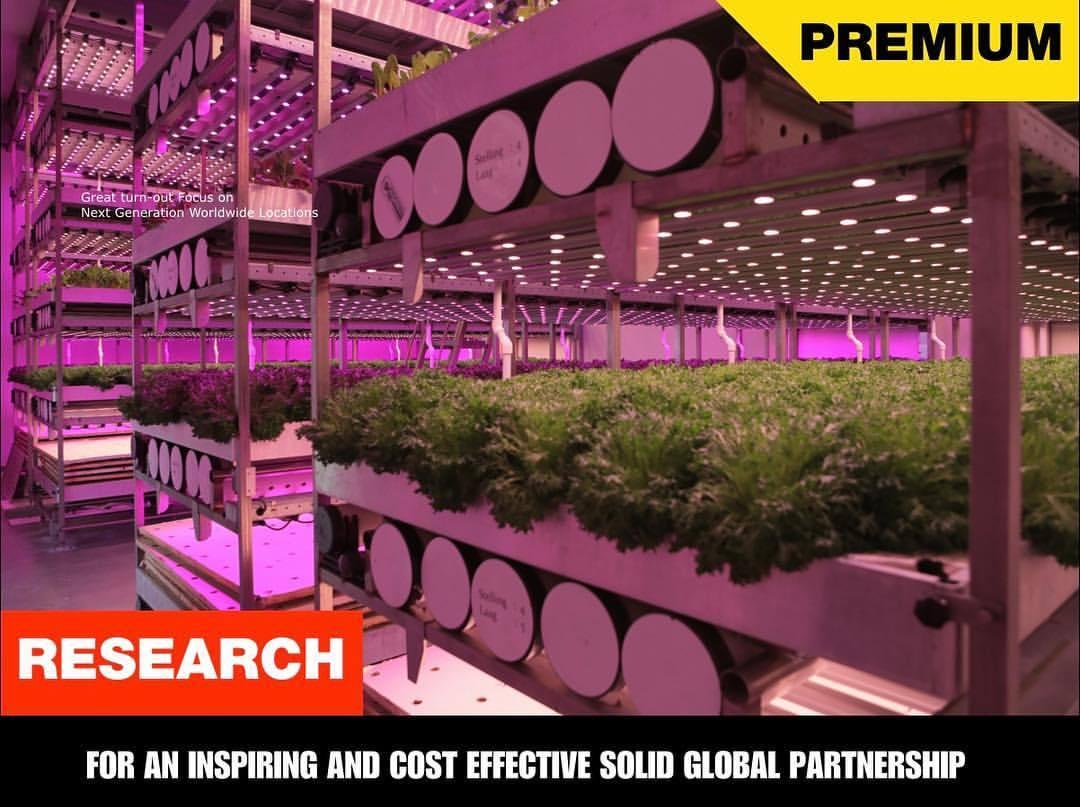 Horticulture Premium Research Locations
