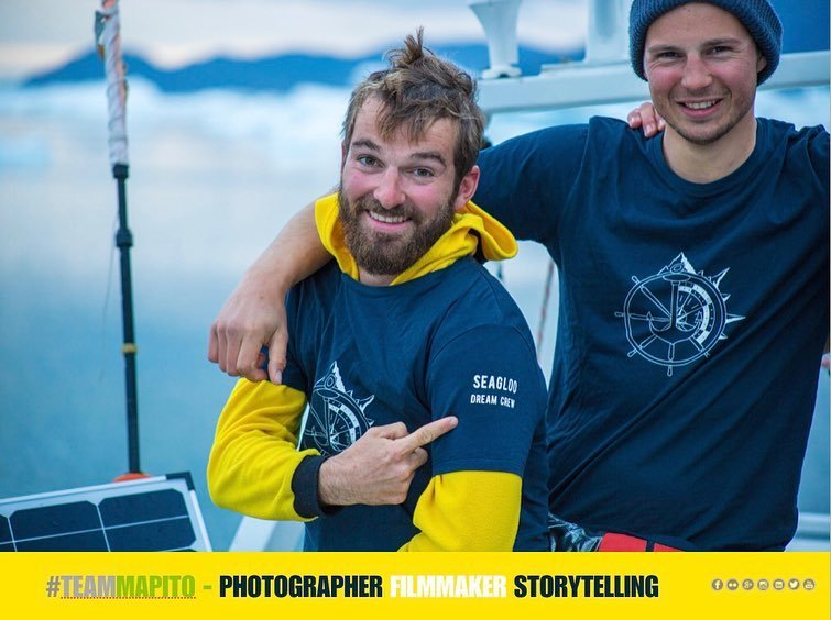 Arctic Sailors, Photographer & Storyteller.