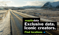 MAPITO locatiebureau location agency Winter Road Landscape