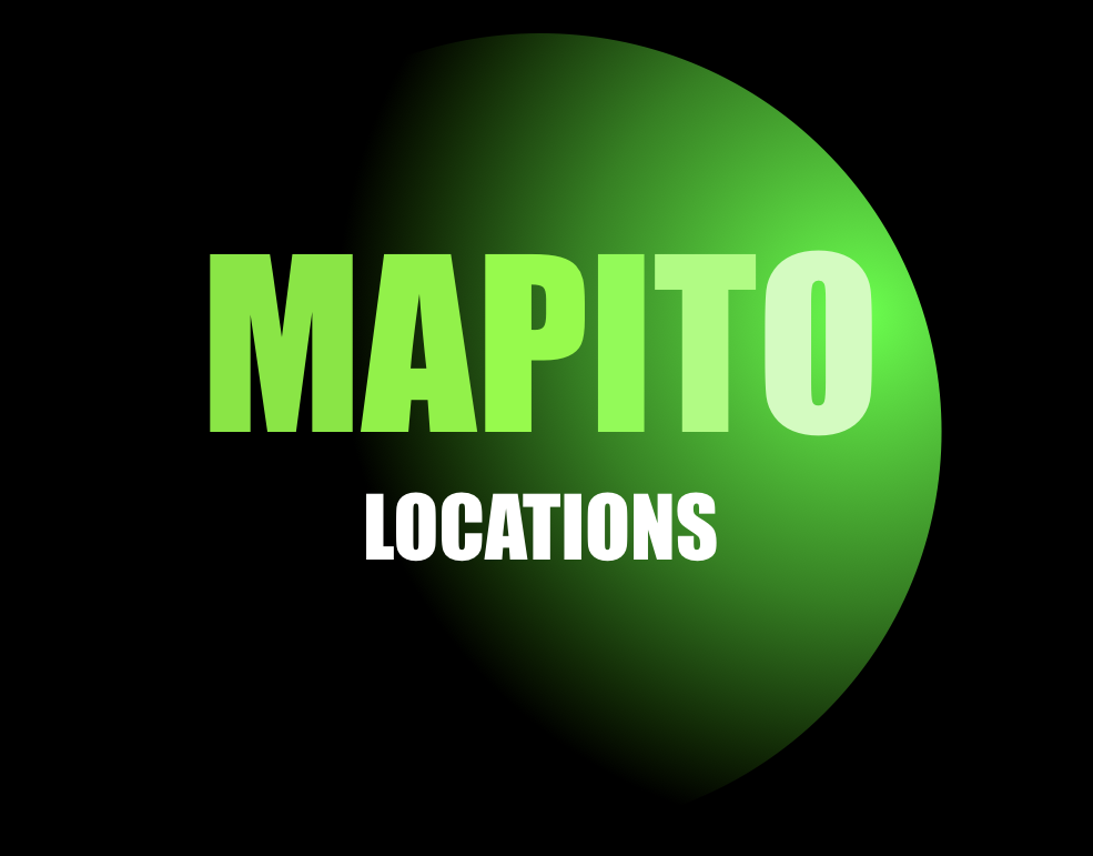 MAPITO Locations by TEAM MAPITO