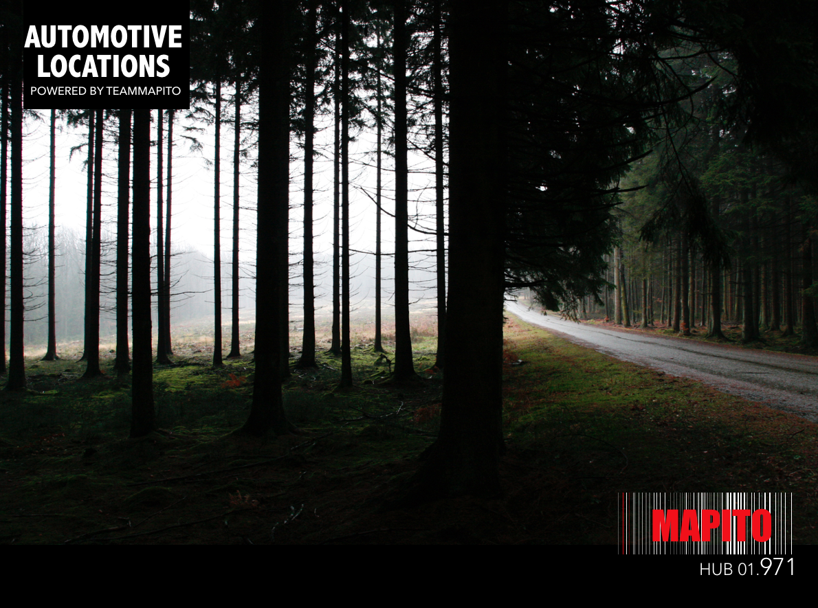 MAPITO Automotive Locations Forestry