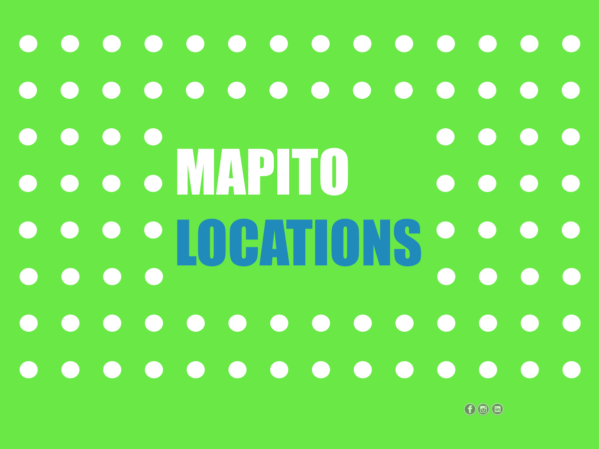 MAPITO Locations database