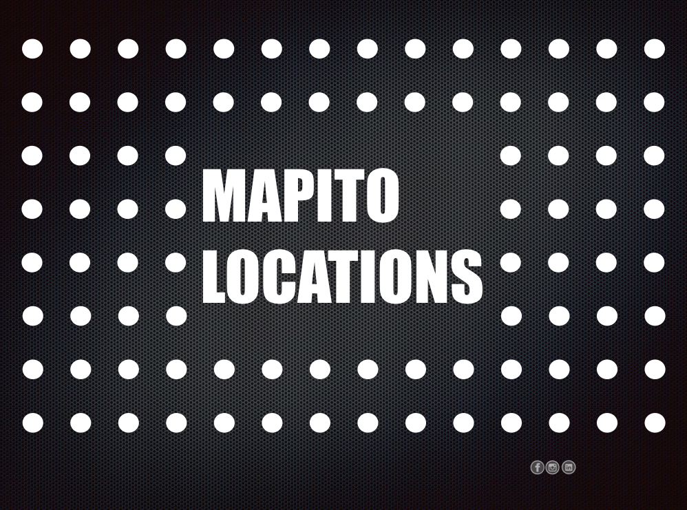 MAPITO Locations