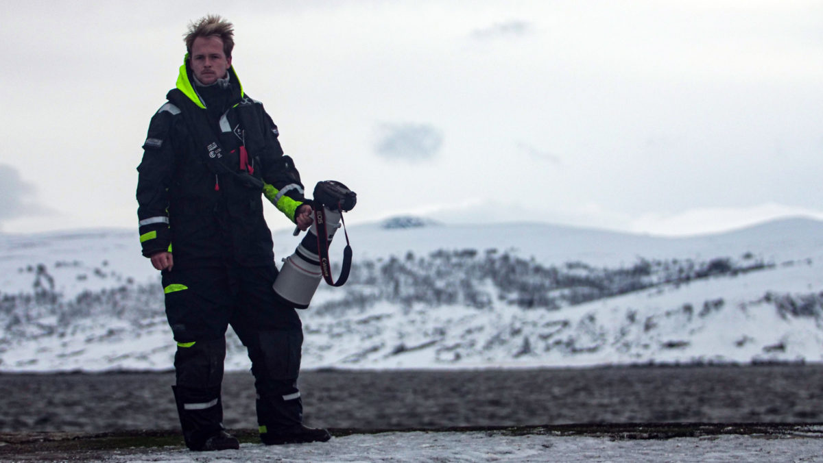 Arctic Surveys expeditions TEAM MAPITO team Location Managers Europe