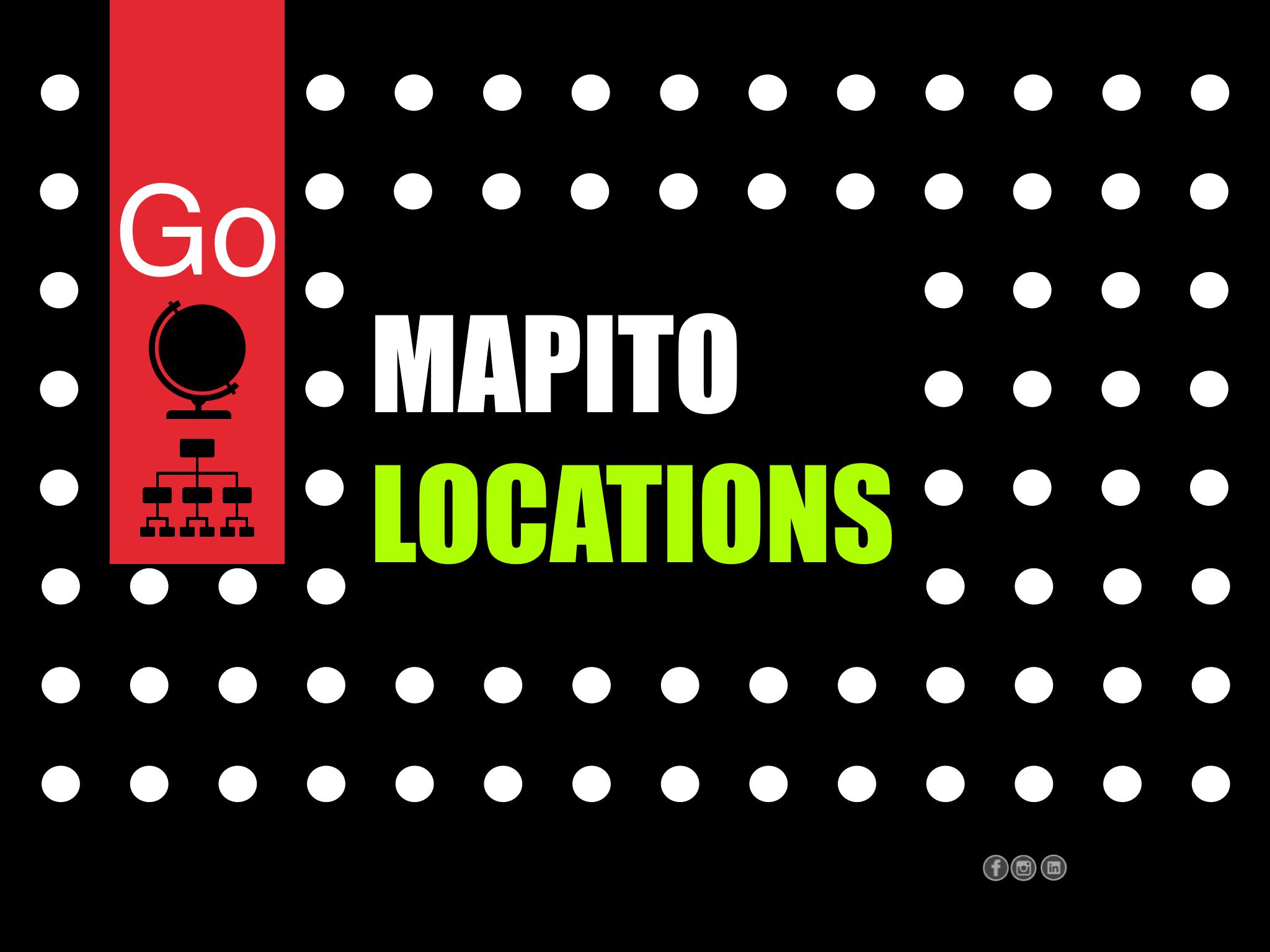 MAPITO Locations Library