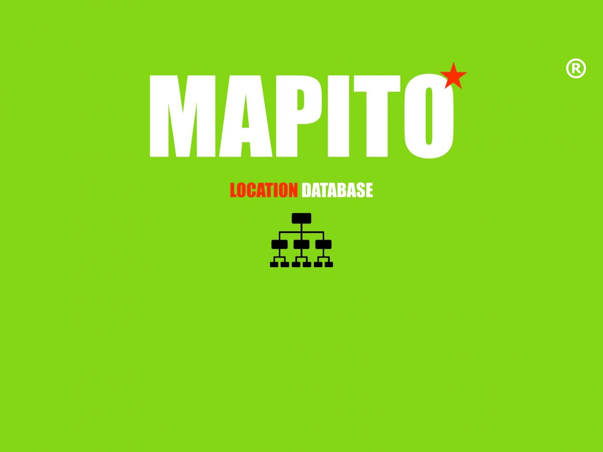 MAPITO Location data library database