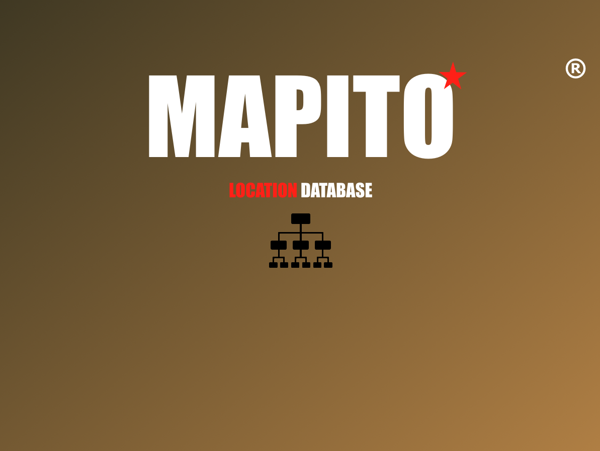 MAPITO Locations Database Library film
