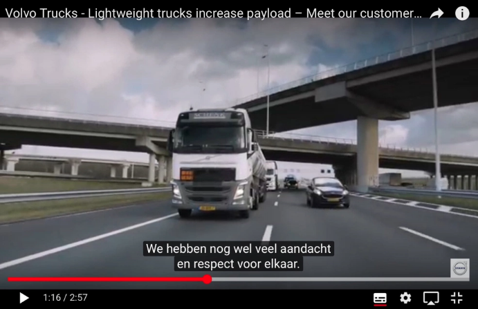 MAPITO Automotive MAPITO on location for Volvo trucks | visit our customer Schenk